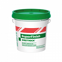 Шпатлевка Sheetrock SuperFinish, 24 кг